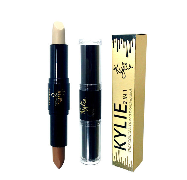 KYLIE STICK CONCEALER AND BRONZING STICK 2 IN 1