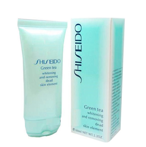 "Shiseido ""Green tea"" skin element 60ml"