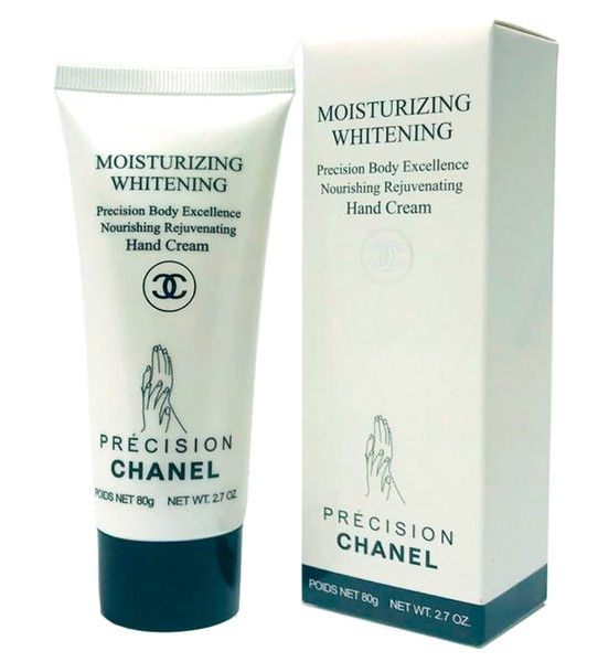 CHANEL MOISTURIZING WHITENING Hand Cream 80g